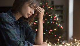 la Navidad  es mala  para la  salud