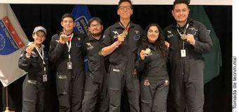 Estudiantes mexicanos vienen a la NASA