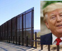 Segundo juez bloquea fondos militares para el muro fronterizo de Trump