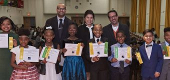 They have a dream: Eight Dallas ISD students advance to finals of MLK Jr. Oratory Competition