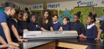 Dallas ISD senior starts Songbirds of Service to  spread a love of music with younger students
