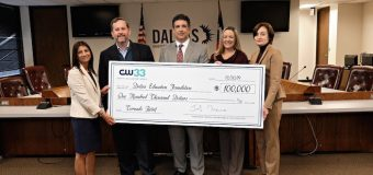 Nexstar Media Foundation donates $100,000 to support schools impacted by Oct. 20 storms