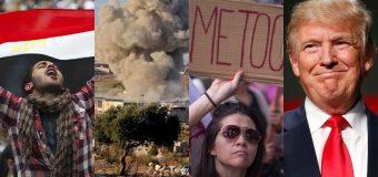 10 eventos que marcaron la década de 2010 en el mundo