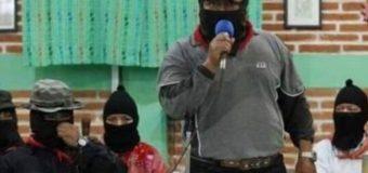 EZLN reitera oposición a megaproyectos de AMLO en su 26 aniversario