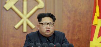 """Kim Jong Un dice que el mundo pronto  verá una  """"nueva arma   estratégica de Corea del Norte"""""""
