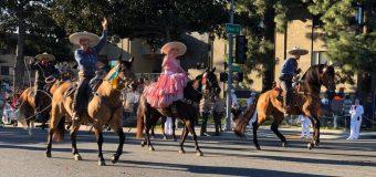 Latinos estelarizan Desfile de las Rosas como muestra de su éxito en EEUU