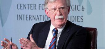 """""""Estoy preparado para testificar""""  en el juicio  político a Trump, asegura  John Bolton"""