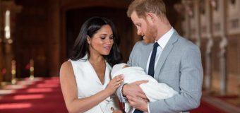 Harry y Meghan Markle se  apartan de la casa real británica