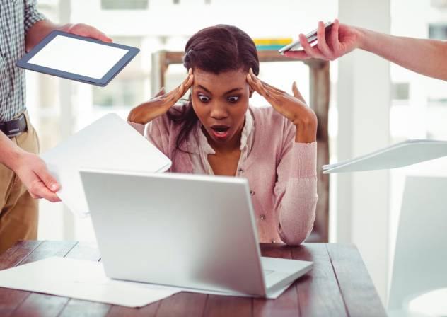El entorno  laboral incide  significativamente en la salud mental