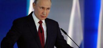 El gobierno ruso renuncia tras  anuncio de reformas de Putin
