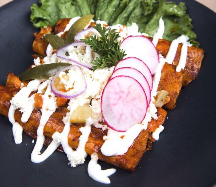 Enchiladas Placeras estilo Michoacán!