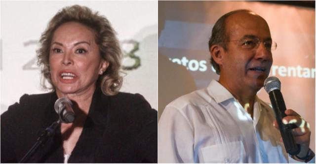 Ciudadanos le  dicen 'no' a  partidos creados  por Elba Esther  y Calderón