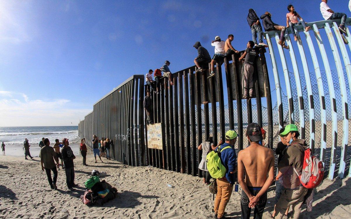 19 estados demandan al gobierno de Trump por desviar fondos para el muro fronterizo