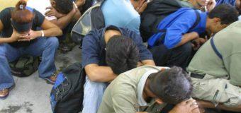 En cuarentena agentes federales y detenidos en centros de detención de inmigrantes