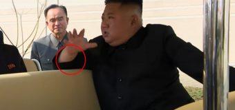 Nuevas imágenes de Kim Jong-un  podrían explicar su ausencia