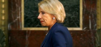 Betsy DeVos' new Title IX rules will shake up  how K-12 schools handle sexual harassment