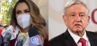 Ninel Conde pide a López Obrador ayuda para recuperar a su hijo