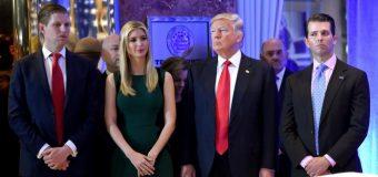 Juez da luz verde para que proceda una demanda contra Trump y sus hijos