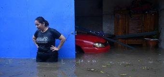 Amanda deja 10 muertos en El Salvador y se dirige a Guatemala degradada a depresión tropical