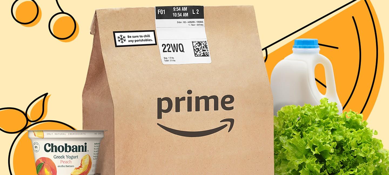 Amazon acepta estampillas  de alimentos en compras por  internet y a domicilio
