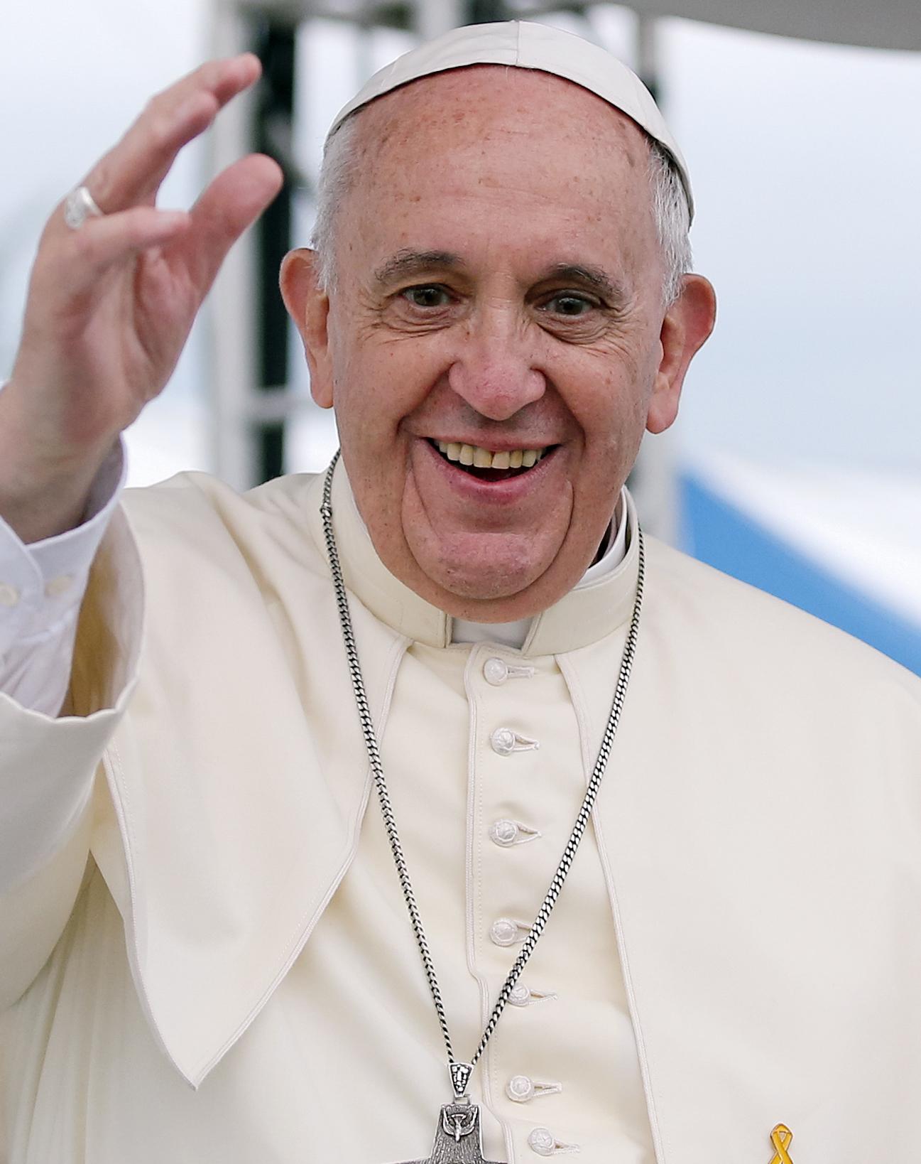 """""""El papa Francisco es uno de los  mayores fraudes. Ha vendido humo"""""""