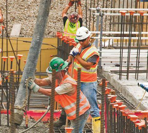 Construction Employment declines in 326 out of 358 Metro Areas in April; Association says new transportation proposal could help restore jobs