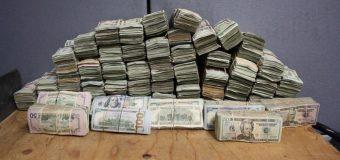 Así confiscó la DEA $10 millones a los carteles de Sinaloa y Jalisco gracias a la pandemia