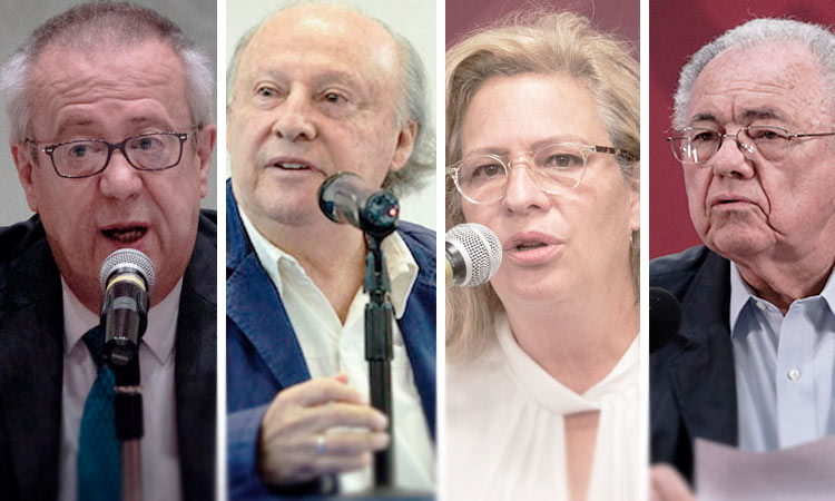 Los cambios que ha tenido el gabinete de López Obrador a dos años de asumir presidencia