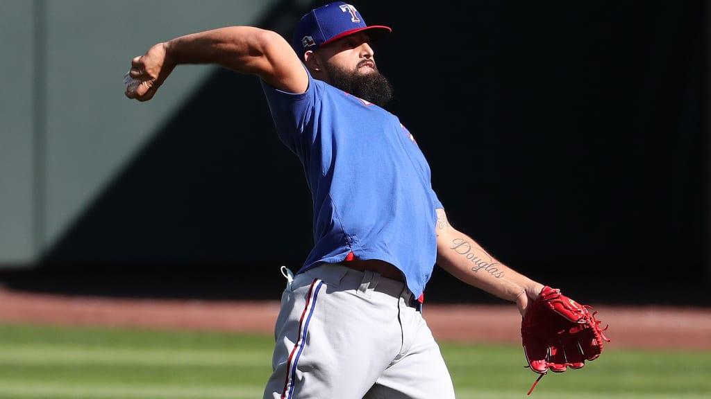 Odor inhabilitado por Rangers; vuelve Andrus
