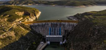 'Es una guerra': la lucha  por el agua estalla en  la frontera de México