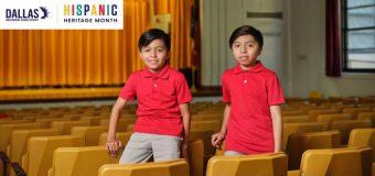 Hispanic Heritage  Month Profile: Dallas  ISD dual-language  program helps brothers become bilingual  and host educational  TV program