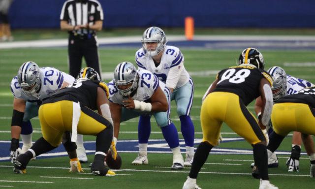 Los Cowboys quedaron muy cerca de la  sorpresa: derrota 24-19 frente a los Steelers