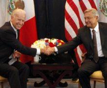 """AMLO rechaza saludar el triunfo electoral de Biden """"hasta que  se resuelvan todos los asuntos legales"""" presentados por Trump"""