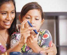 ¿Cuáles son los síntomas de la diabetes en los niños?