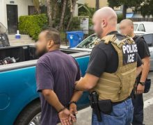 ICE no detiene redadas y las concentra principalmente  en indocumentados con antecedentes criminales