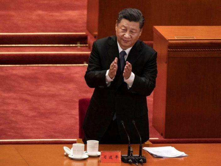 """China se prepara para la """"locura final"""" de  Trump antes de Biden, dicen medios estatales"""