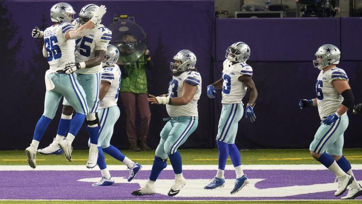 Los Cowboys demuestran que están vivos:  excelente triunfo 31-28 sobre los Vikings