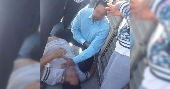 Juan Carlos,  el tamalero que  fue detenido por  autoridades   en Guanajuato  y luego fue  hallado muerto
