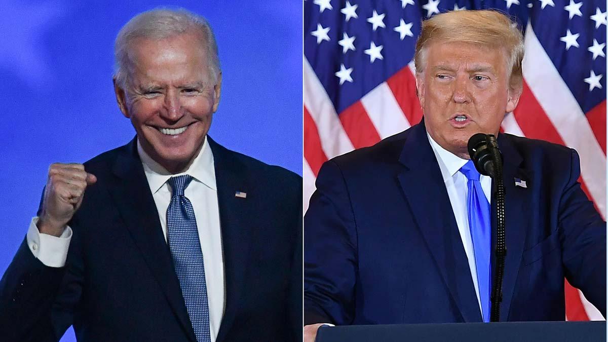 Trump dio a Biden luz verde para la transición