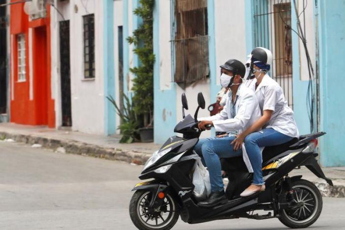 Cuba registra la mayor cifra de contagios en varias semanas