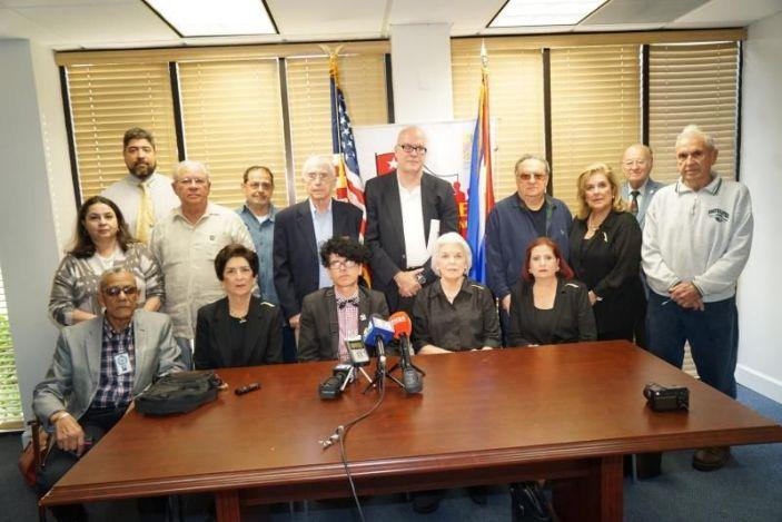 Reclaman liberación de cinco presos políticos en Cuba