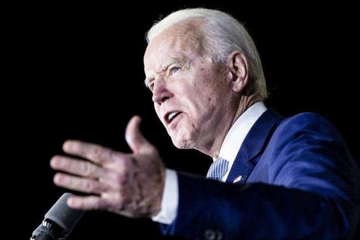 Ayuda fiscal  YA ESTA EN CAMINO:  Joe Biden