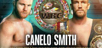 Canelo Álvarez disputará título vacante del Consejo Mundial de Boxeo