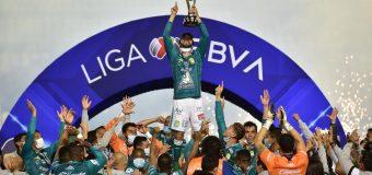 LEON venció a Pumas con un global de 3-1 y se  corona como campeón del futbol mexicano