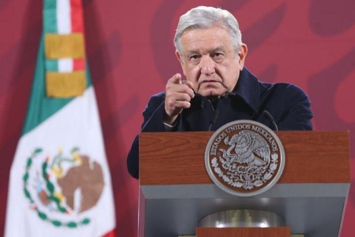 Congresos locales  avalan la  supresión del  fuero del  presidente de  México