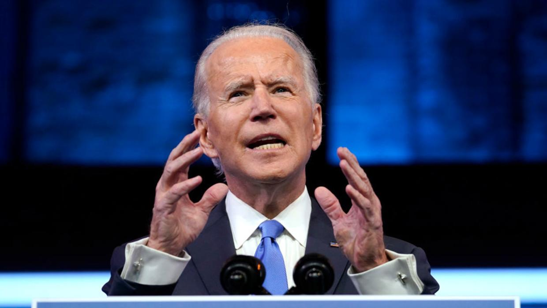 """Colegio Electoral certifica victoria de Biden  quien dice """"es momento de pasar la página"""