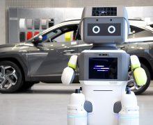 Hyundai Motor Group desarrolla un robot humanoide para atender a los clientes en las agencias