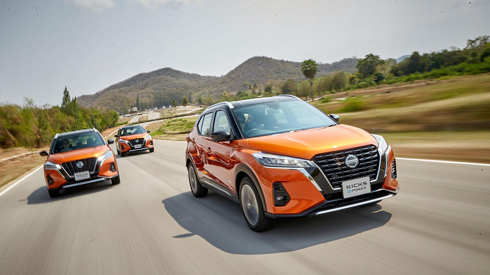 El Nissan Kicks 2021 recibe premios de auto del año y tecnología del año en Japón
