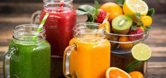 7 zumos vegetales desintoxicantes y depurativos