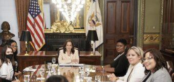 Kamala Harris promete defender a los 'soñadores'